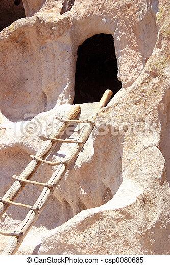 Anasazi Dwelling - csp0080685