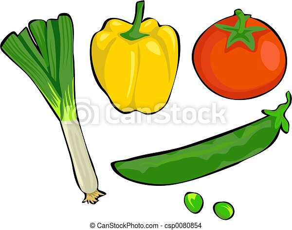 Vegetables - csp0080854