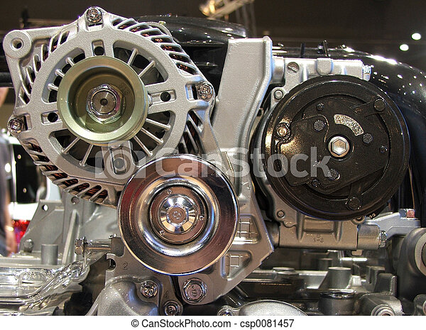 engine - csp0081457