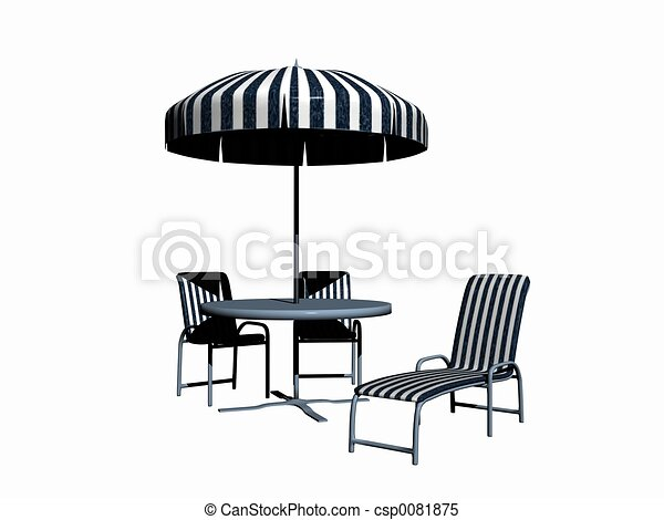 Garden furniture Clipart and Stock Illustrations. 1,429 Garden ...