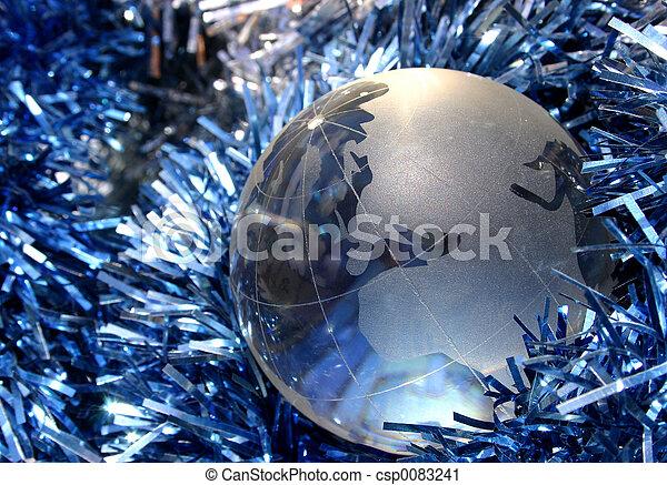 Christmas Europe - csp0083241
