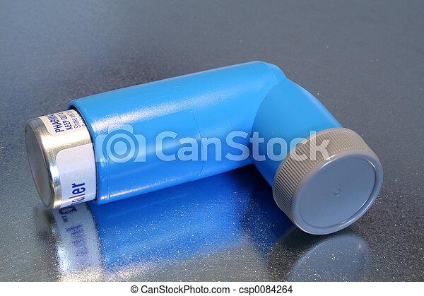 Asthma Inhaler - csp0084264