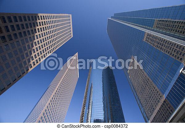 Downtown LA - csp0084372