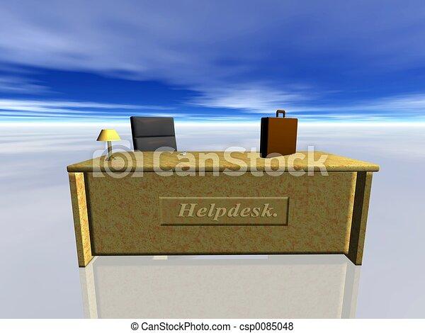 Helpdesk. - csp0085048