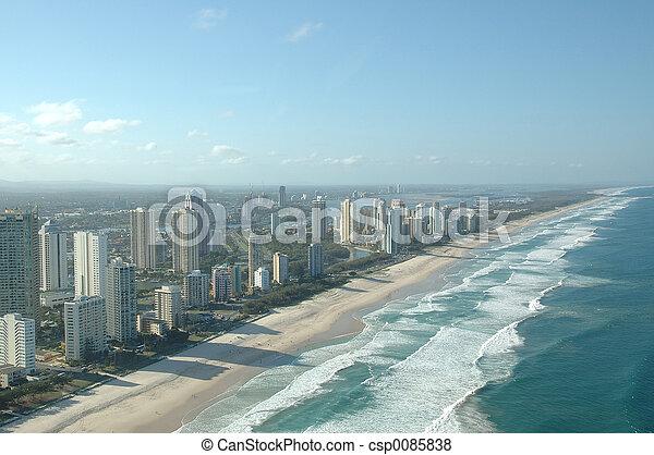 Coastline - csp0085838