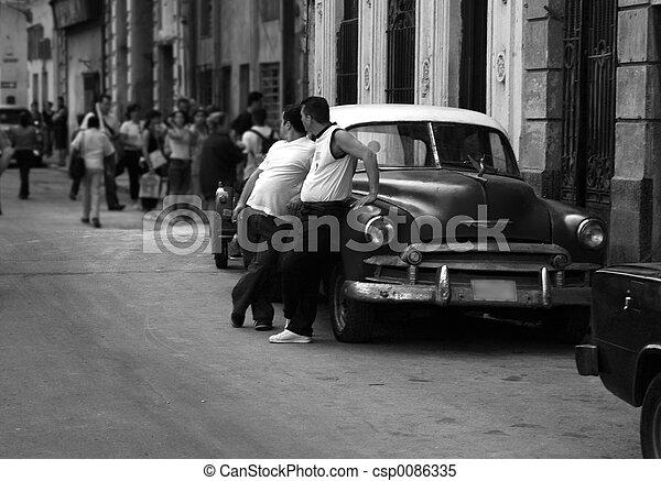 Cuban Street - csp0086335
