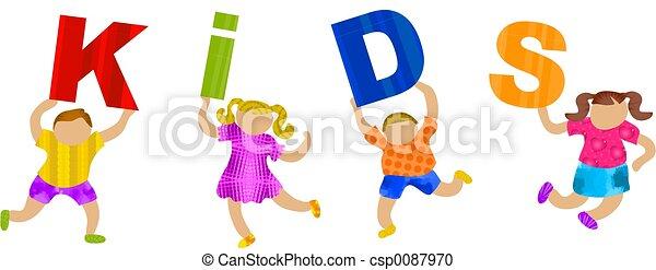 Kids - csp0087970