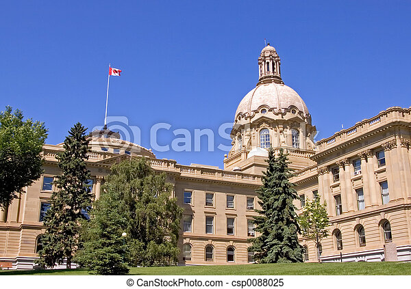 Alberta Legislature - csp0088025