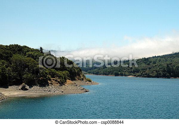 Crystal Springs Reservoir - csp0088844