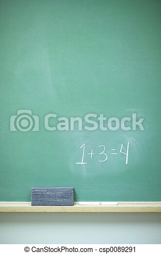 Chalkboard - math - csp0089291