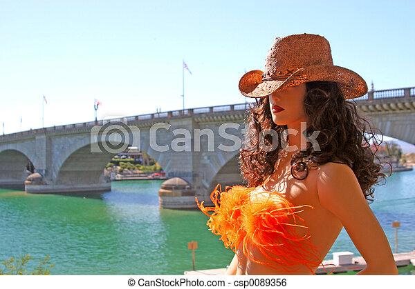 London Bridge Girl