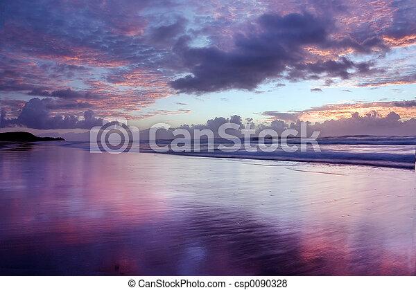 Beautiful Sunrise - csp0090328