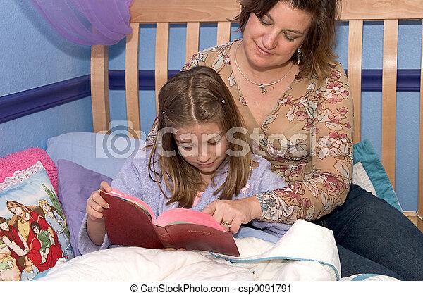 Bedtime Bible Study1 - csp0091791