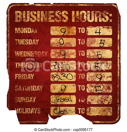 image de heures degraded business business hours. Black Bedroom Furniture Sets. Home Design Ideas