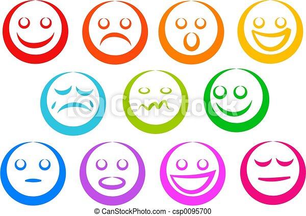 Emotion Icons - csp0095700