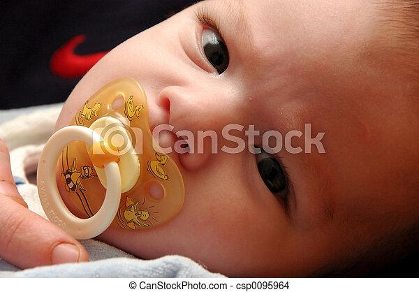 Baby. - csp0095964