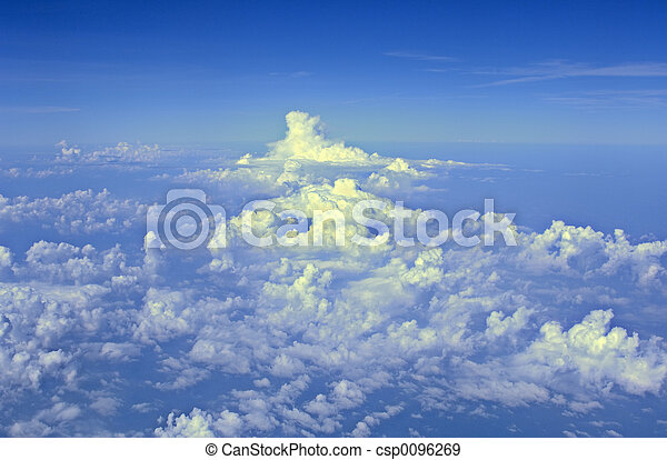 Above the Clouds - csp0096269