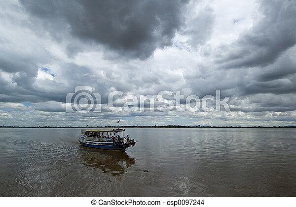 Boat Trip 3 - csp0097244