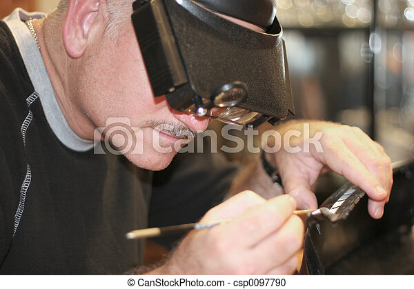 Craftsmanship - csp0097790