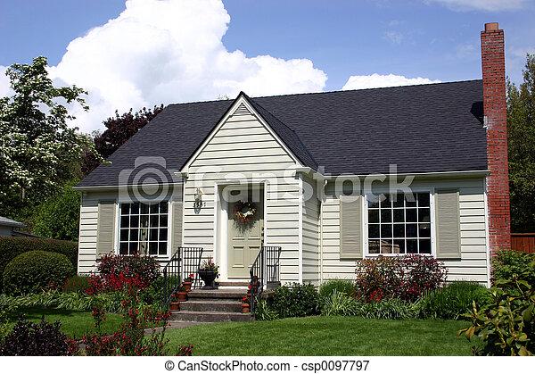 Ranch House - csp0097797