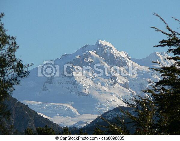 Mountain Peak - csp0098005