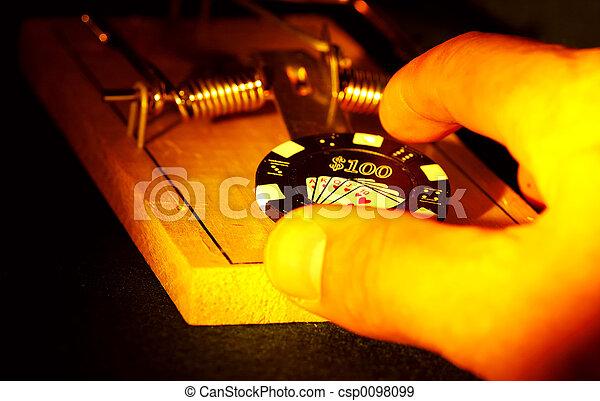 Gambling Risk - csp0098099