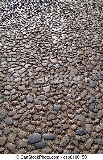 Ancient cobbles - csp0100150