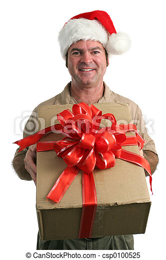 Christmas Delivery - csp0100525