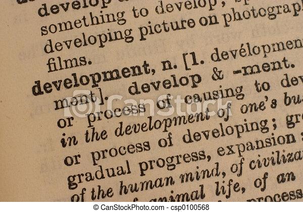 Development - csp0100568