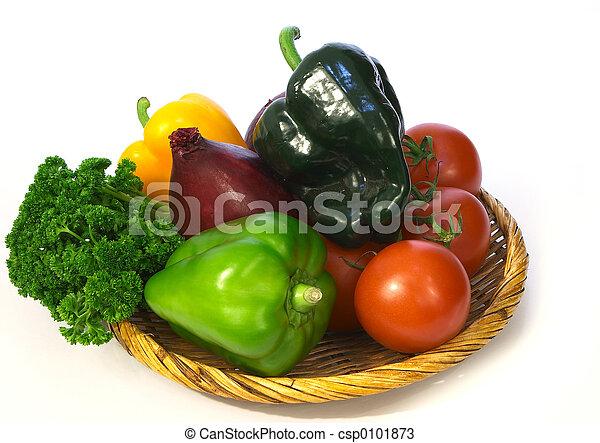 Vegetable basket 1 - csp0101873