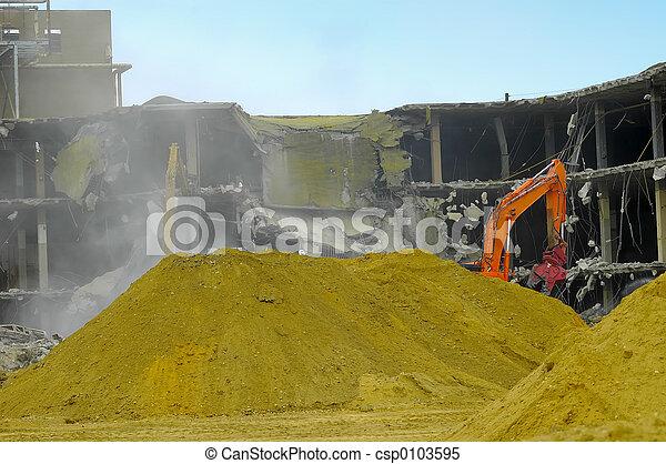 Demolition - csp0103595