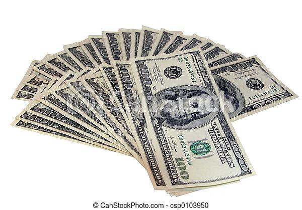 Cold Hard Cash $$ - csp0103950