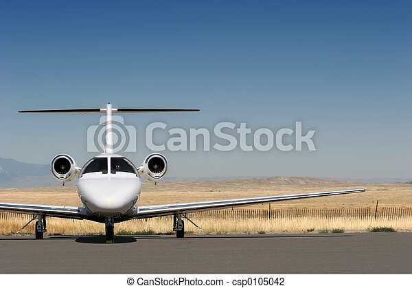 private corporate jet - csp0105042