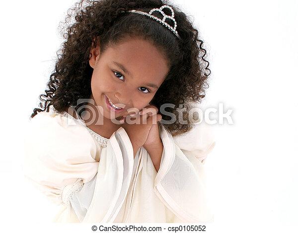 Child Girl Portrait - csp0105052