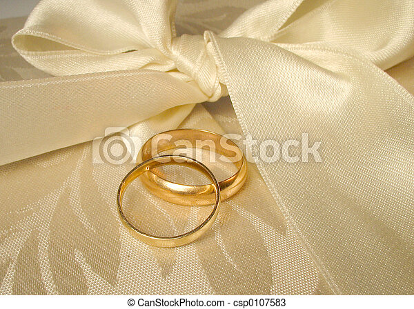 wedding bands - csp0107583