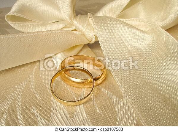 wedding bands - csp0107583