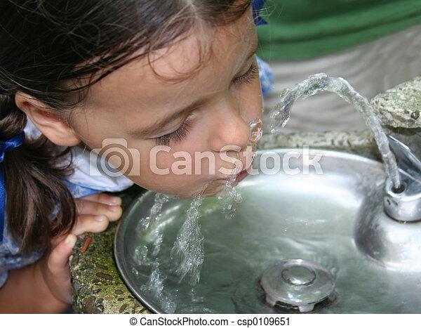 Thirsty - csp0109651