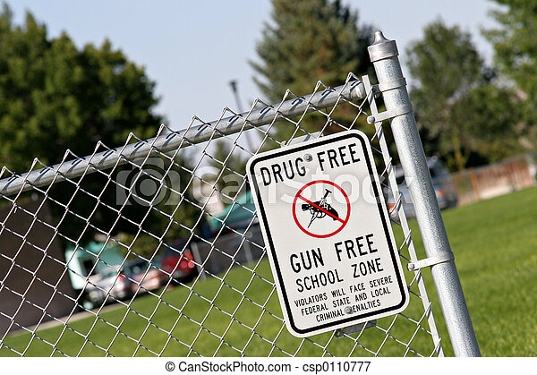drug and gun free school zone - csp0110777
