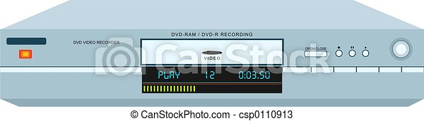 dvd player - csp0110913