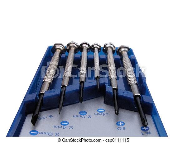 Precision screwdrivers - csp0111115