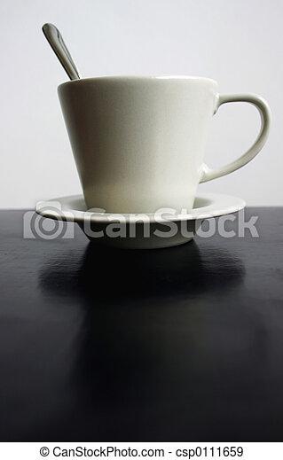 caffè, Tazza - csp0111659