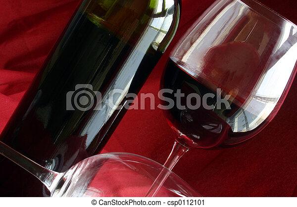 Wine Life - csp0112101