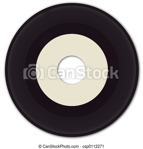 45rpm Vinyl Record - csp0112271