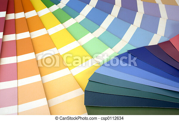 Colour Swatches - csp0112634