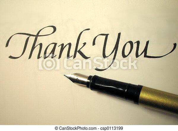 thank you - csp0113199