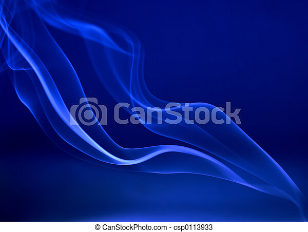 abstract smoke trails - csp0113933
