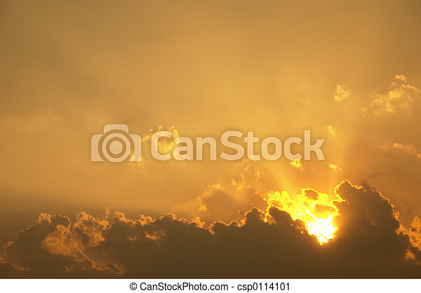 Sunrise & Sunsets - csp0114101