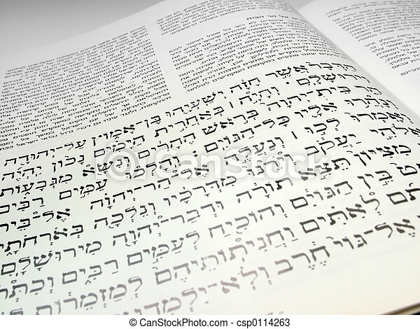 Hebrew   text - csp0114263