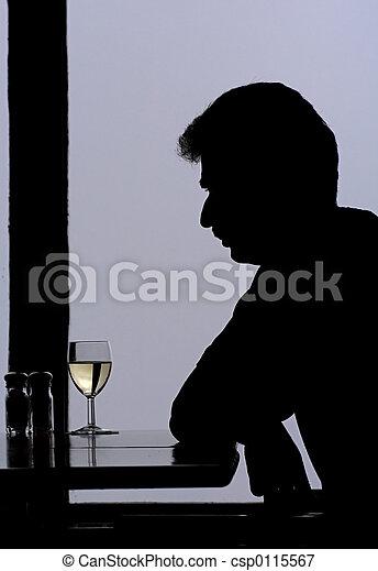 Loneliness - csp0115567