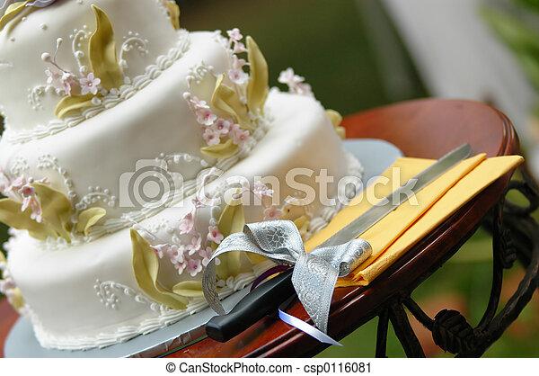 torta, matrimonio - csp0116081